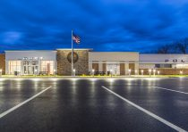 Police station and court - Cape Girardeau, MO
